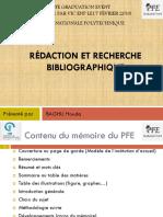 Redaction Et Recherche Bibliographique (2)