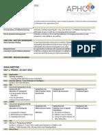 Aphc2011 Programme Web