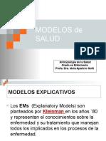 Tema 9. MODELOS DE SALUD