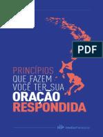 PEIXOTO,Hélio.princípios Para Ter Sua Oração Respondida