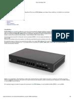Nexo Tecnología VoIP gateway fxo