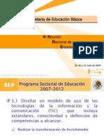 4ta Reunión Nacional de Enciclomedia