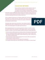 Evaluation Methods--1