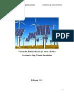 Venezuela. Potencial Energia Solar y Eolica.docx