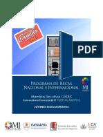 Programa Agentes Del Cambio GADEX Puertas Abiertas Maestria 2017