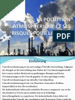 التلوث بالالمانية