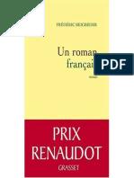 Frederic Beigbeder - Un Roman Francais