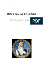 Statuia Lui Zeus
