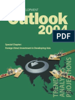 Asian Development Outlook 2004