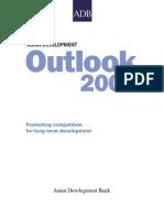 Asian Development Outlook 2005
