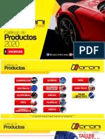 Catalogo de Productos Arani Ltda