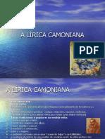 A LÍRICA CAMONIANA (1)