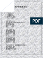 Bancnote Romanesti de Altadata