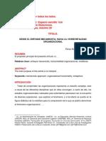 04 Modelo para la realizacion de Artículo.