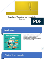 Supplier's Woes That Not Everybody Knows - Copy (2)