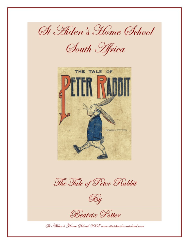 351837-The-Tale-of-Peter-Rabbit-by-Beatrix-Potter | Mr. Mc Gregor ...