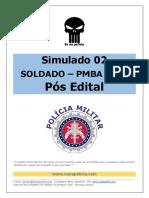 PMBA-SIMULADO-02-PÓS-EDITAL-SD-2019-Eu-Na-Polícia