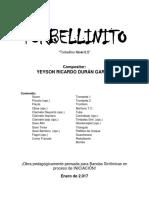 TORBELLINITO, Torbellino Nivel 0,5  -  Yeyson Durán
