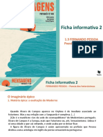 2. Álvaro de Campos - o Imaginário Épico