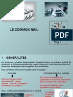 Pre Common Rail