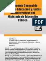9-JUNTAS DE EDUCACIÓN Y ADMINISTRATIVAS