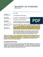 Letter From Sheriff Farmer Ref. Suspending 2020 FMJS Inspections