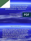 CÁLCULO DE UN RADIOENLACE PDH PARA TELEVISIÓN DIGITAL
