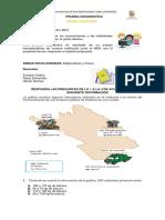 Guía Diagnóstica Cálculo - Física Grado 11 - 2021