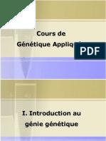 1er et 2_me cours de G_n_tique appliqu_e