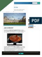 Institución - Concepto, clasificación y características