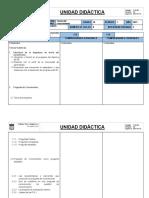 Unidad Didactica 1 Trimestre Tok 10 2021 Nueva Guia