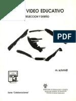 CINE Y VIDEO EDUCATIVO 1987