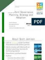 108_Jamison 108 SharePoint Governance