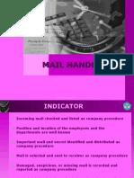 Mail Handling Baru