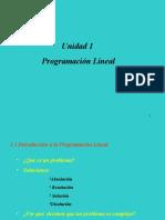 Modelo de Programacion Lineal