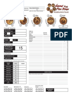 L5R - Character Sheet - 3rd ed fillable