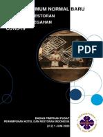 www.unlock-pdf.com PHRI - Panduan Umum Normal Baru Hotel & Restoran Dalam Pencegahan COVID-19 [v2-010620]