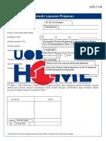 Formulir Layanan Pinjaman