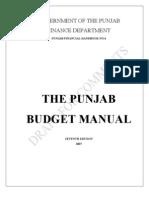 punjab budget