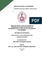 Analisis de Falla en Los Aceros _tesis Minas
