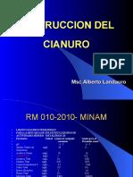 cianuro C1