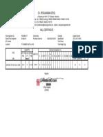 Sertifikat Produksi PO  224