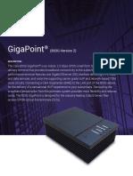 803Gv2 GigaPoint Product Datasheet