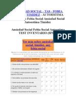 TEST ANSIEDAD SOCIAL
