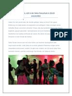 10 Gründe, sich in der Salsa-Tanzschule in Zürich anzumelden
