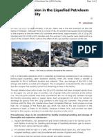 Example Case-Fire&Explosion LPG