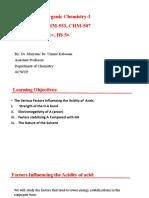 Organic Chemistry-I Lec-04 (1)