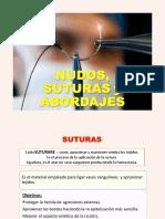 2.) SUTURA - NUDOS (1)