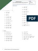 m. Poências 6-4 Multiplicação de Potências