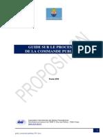 Guide Sur Le Processus de La Commande Publique